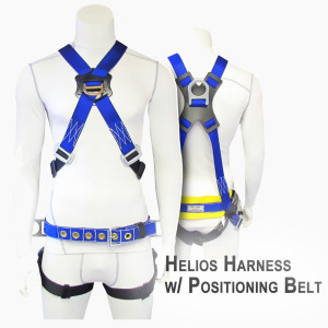 Positioning Belt on Helios Web